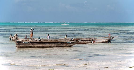 Fishermen, Zanzibar. Foto: Rod Waddington/flickr