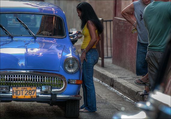 Havana - On The Street. Foto: Romtomtom/flickr
