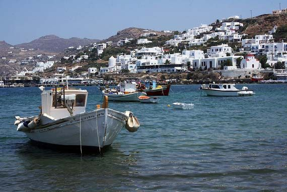 Mykonos. Foto: Glen Scarborough/flickr.com