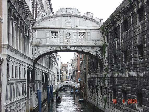 Bridge of Sighs - Venice. Foto: Eustaquio Santimano/flickr.com