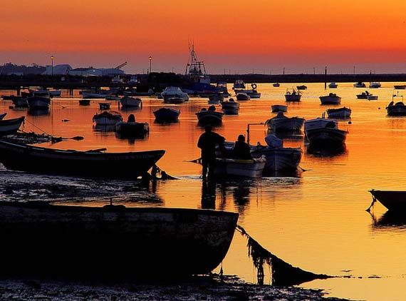 Twilight Santa Luzia - Algarve. Foto: Mario Lapid/flickr.com