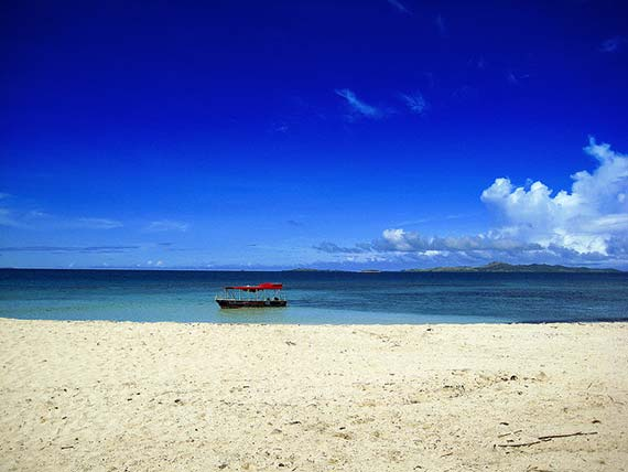 Beach Comber Island. Foto: Ben Jimmy Angel/flickr