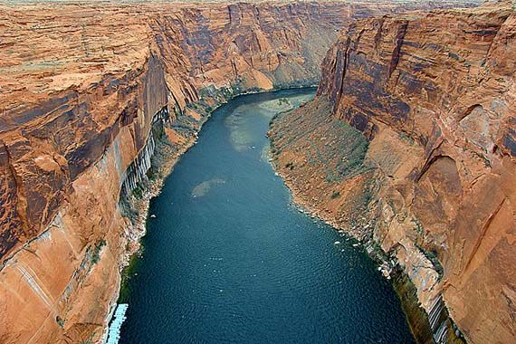 Colorado River, Glen Canyon Bridge. Foto: Olivier Bacquet/flickr.com